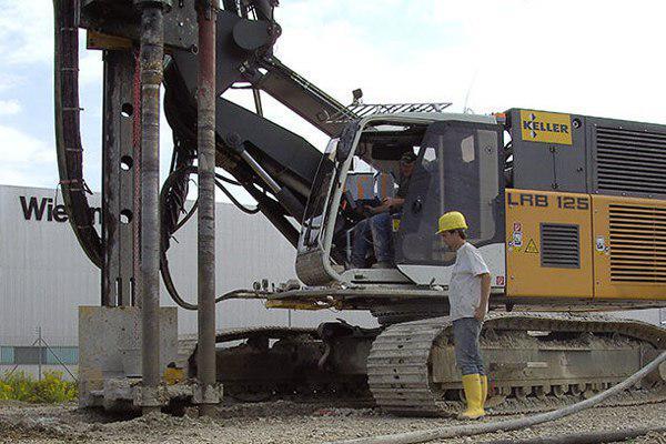 Soil Improvment - Istasazeh Engineering Construction Co Services