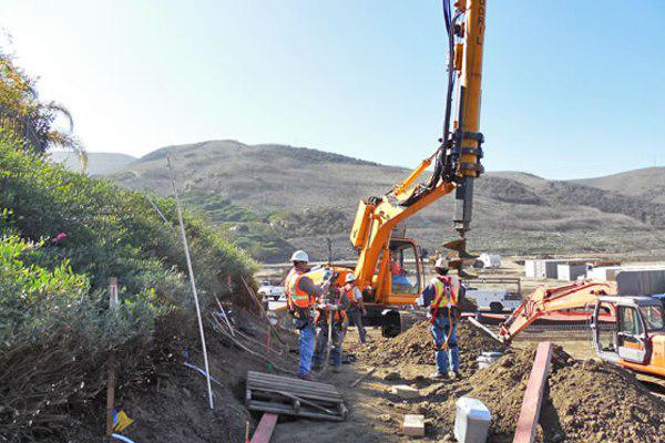 Geotechnical investigation - Istasazeh Engineering Construction Co